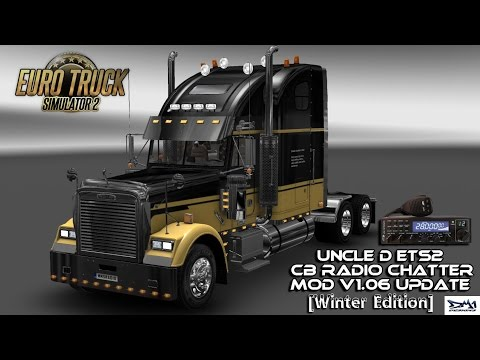 Uncle D CB Radio Chatter V1.06