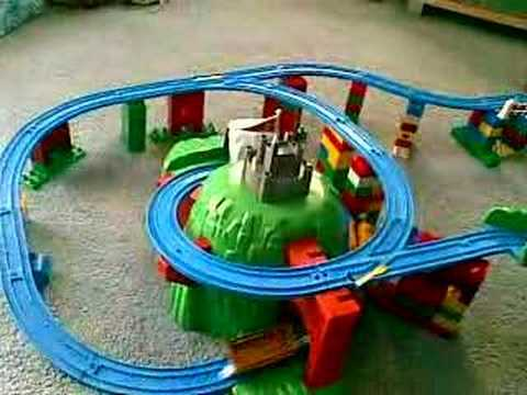Thomas & Rollercoaster Mountain