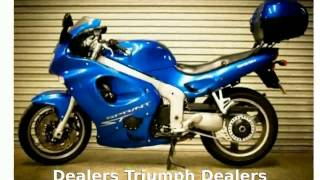 3. 2004 Triumph Sprint ST Specs and Specification [techracers]