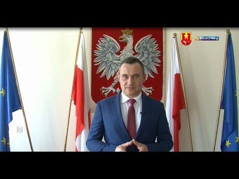 Przesłanie Burmistrza Gminy Włoszczowa Grzegorza Dziubka