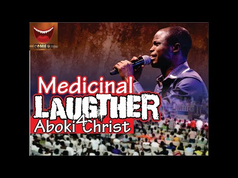 ABOKI FOR CHRIST COMEDY IN APOSTLE JOHNSON SULEMAN'S BIRTHDAY CELEBRATION DAY.