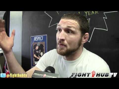 Jason Miller Talks His Friendship with Mark Munoz