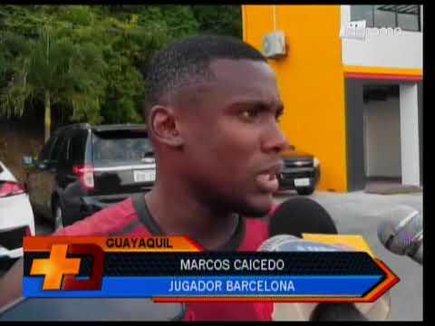 Barcelona recibirá este viernes a Deportivo Cuenca
