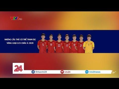 Tổng hợp thể thao 5/3/2019: Công bố danh sách tập trung đội tuyển U23 Việt Nam | VTV24 - Thời lượng: 7:09.
