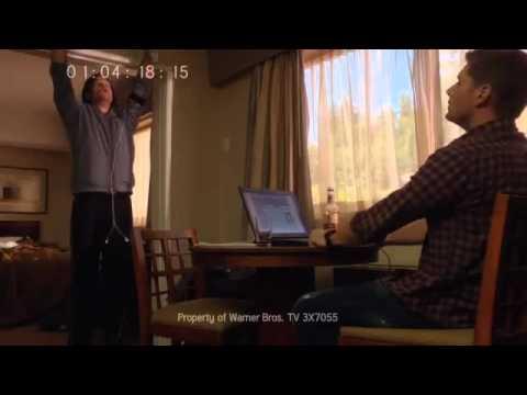 Supernatural - Shut Up, Dr. Phil - Deleted Scene