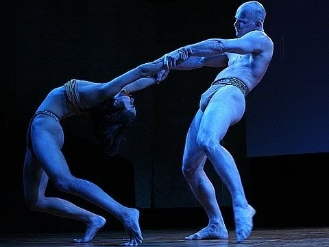 Performance - http://www.ted.com Two Pilobolus dancers perform 
