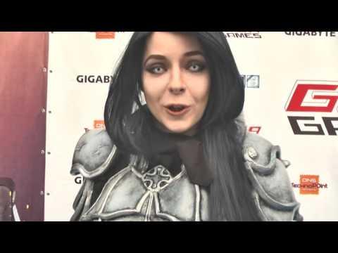 Comic Con Russia 2016 - Жаркий косплей и косплеерный дэб