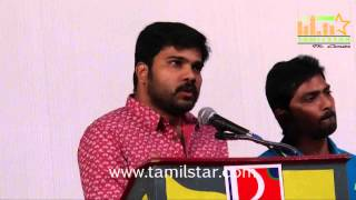 Kappal Movie Press Meet  Part 2