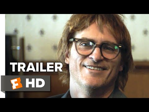 Don't Worry, He Won't Get Far on Foot Trailer #1   Movieclips Trailers