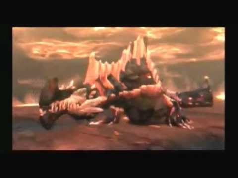Monster Hunter Tri All Monsters (Bosses)