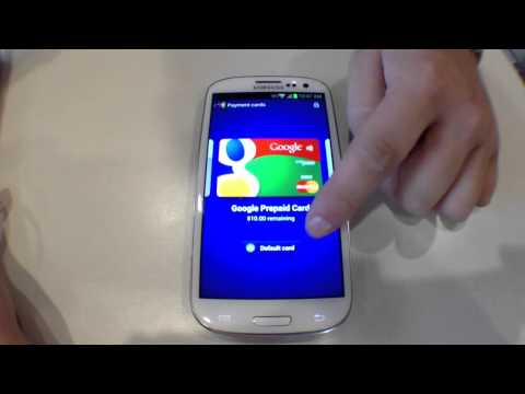 Verizon - Full working demo of Google Wallet running on the Verizon Samsung Galaxy S3. Follow @myz06vette @dl_evans and @jlumbert on Twitter. My blog - http://www.Mike...