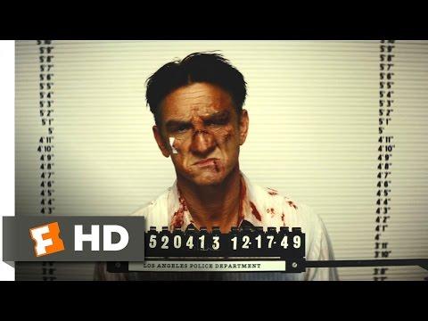 Gangster Squad (2013) - Fistfight Arrest Scene (10/10) | Movieclip