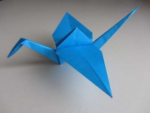 Bird Tutorial - 020 -- Crane
