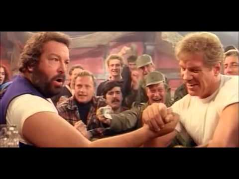 Bud Spencer - Bulldozer (braccio di ferro)