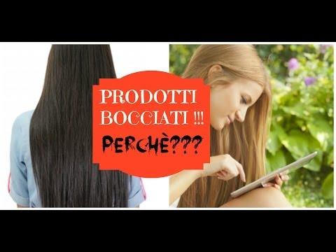 Shampoo e Balsamo NATURALI BOCCIATI!!!