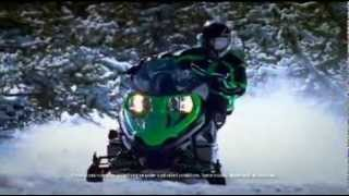 7. 2008 Arctic Cat Jaguar Snowmobiles