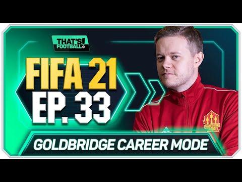 FIFA 21 MANCHESTER UNITED CAREER MODE! GOLDBRIDGE! EPISODE 33