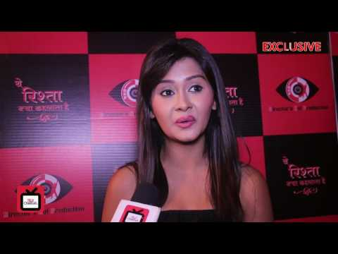 Feel lucky to be part of Yeh Rishta..: Kanchi Sing
