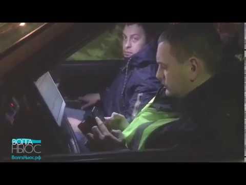 """Водитель """"угрожал"""" сотрудникам ДПС студенческим билетом"""
