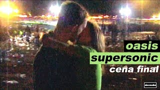 Oasis   The Masterplan   Supersonic  Cena Final    Legendado