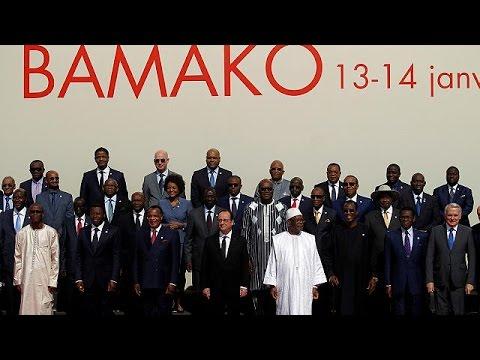 Μάλι: Επενδύσεις και ασφάλεια στο επίκεντρο της συνόδου κορυφής Αφρικής – Γαλλίας – focus