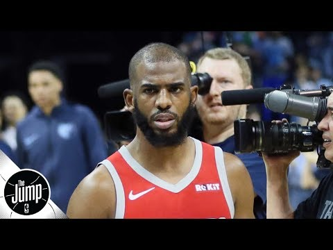 Video: Heat? Pistons? Timberwolves? What's next for Chris Paul? | The Jump