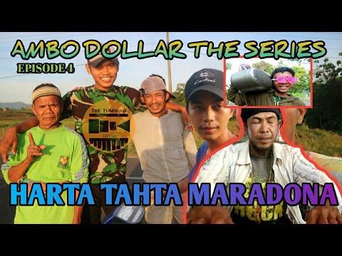 AMBO DOLLAR THE SERIES EPISODE 4 || HARTA TAHTA MARADONA