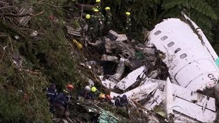 Did doomed plane run out of fuel before deadly crash?
