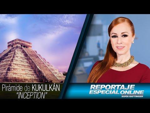 Descubrimiento de una pirámide en el interior del templo de KUKULKAN