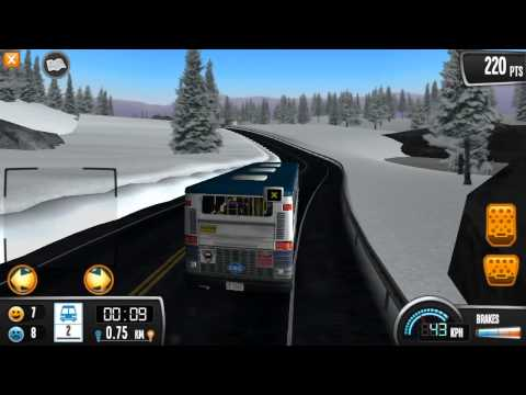 Bus Driver - Pocket Edition Trailer / Iphone/ (Paid $1,99)