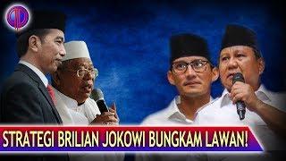 Video Brilian! Strategi Jokowi Bungkam L4wan di Menit-Menit Terakhir MP3, 3GP, MP4, WEBM, AVI, FLV Oktober 2018