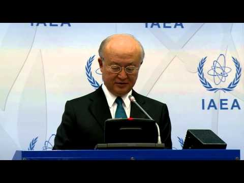 IAEA Director General Amano's Remarks to the Press on Agreements with Iran
