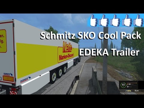 EDEKA Trailer Pack v1.1