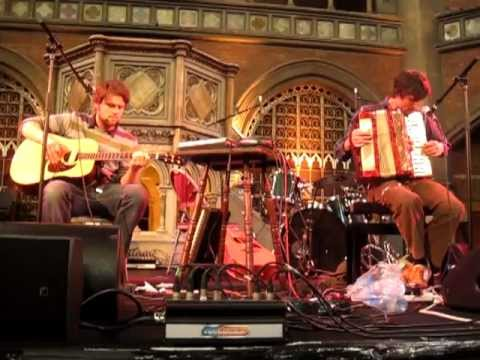 E.L. Heath - A Song For The Village Of New Invention (Live @ Union Chapel, London, 07.04.12)