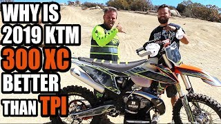 6. Dialed in 2019 KTM 300 XC - better than 300 XC-W TPI