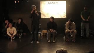 WINNER MJ, JUDGE:Acky, Yosuke, Miki interview – funkin'lady vol.3