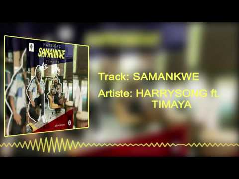 Harrysong | Samankwe [Official Audio] ft Timaya | Freeme TV