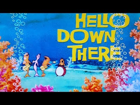 HELLO DOWN THERE Movie Review (1969) Schlockmeisters #661