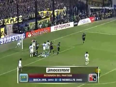 Boca Juniors empató 0-0 ante Newells Old Boys