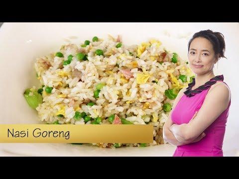 Hoe maak je echte Chinese Nasi Goreng?