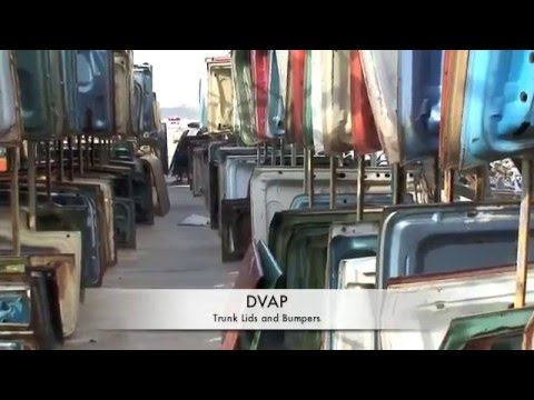 Desert Valley Auto, Arizona Largest Antique Salvage Yard