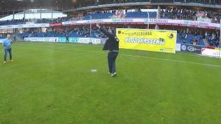 Randers-Fans nach Halbzeitpause um 13.400€ reicher