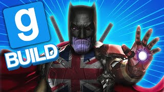 THE BEST NEW SUPERHEROES | Gmod Build