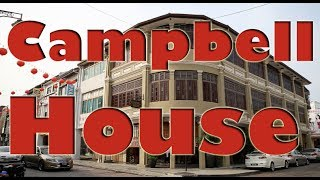 Video Hotels in Penang, Malaysia: Campbell House Georgetown MP3, 3GP, MP4, WEBM, AVI, FLV Juli 2018