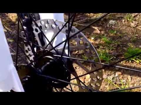 Genesis v2100 Mountain Bike (1080p)