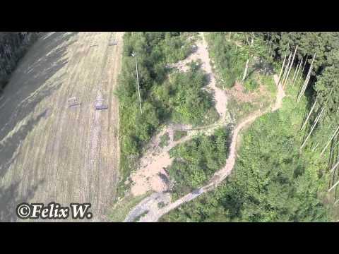 Schöneck/Vogtland Drone Video