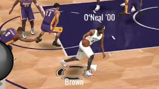 Should I keep doing gameplay for the new 99 OVR players? Go to https://www.mmogo.com/Nba-live-mobile/Coins.html for the...