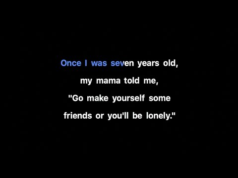 Lukas Graham - 7 Years Karaoke