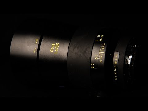 ZEISS OTUS 55MM F1.4 T*  COMPLETE REVIEW
