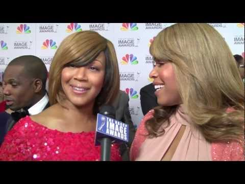 Mary Mary : NAACP Image Awards 2012